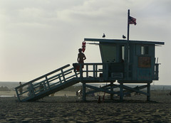 USA - Plage de Los Angeles (Lady_Elixir) Tags: voyage travel usa amrique etatsunis