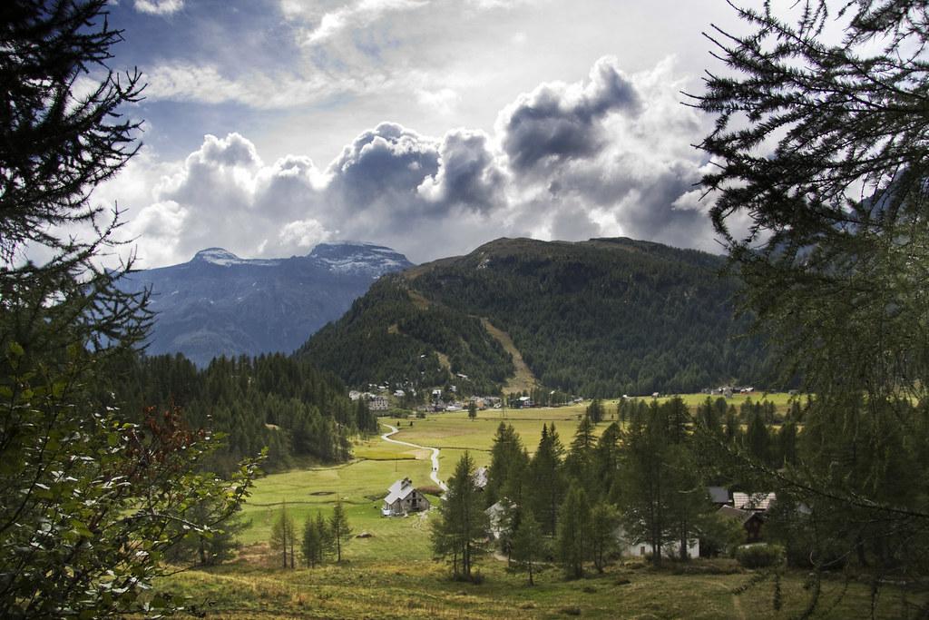Alpe Devero, panorama