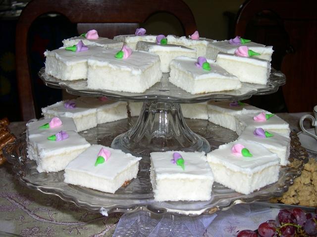 Cake Squares