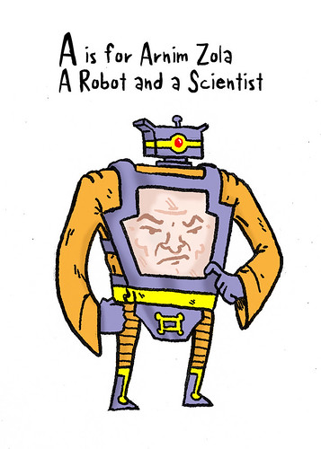A is for Arnim Zola