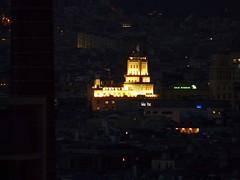Palazzo Plaa Catalunya (andrea.prave) Tags: light espaa luz night spain nacht lumire espana catalunya espagne notturna notte luce barcellona catalua spanien spagna  plaa catalogna    hispania    reinodeespaa  catalonha   turismedebarcelona