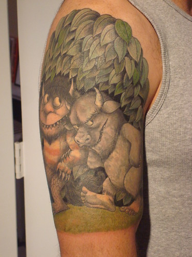 Where the wild things are - healed