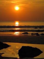 Gorgeous Ngapali beach (Patrice_Muc8) Tags: ocean sunset sun beach strand sunrise boot boat asia asien meer wasser ship sonnenuntergang burma ships boote romance exotic romantic myanmar sonne sonnenaufgang birma schiff romantik ngapali exotisch romantisch golfvonbengalen