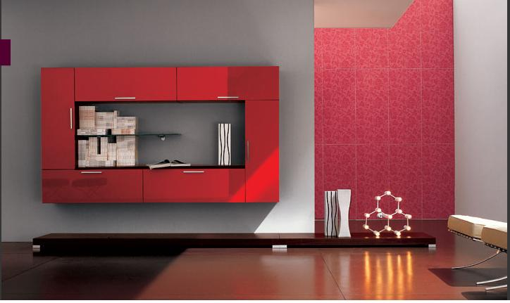 Best Modern Wall-Storage Furniture Collections 'California Moro' 2