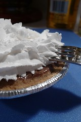 Mini Chocolate Coconut Pie