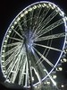 Liverpool's Big Wheel At Night