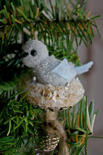My pretty bird ornament from boutique