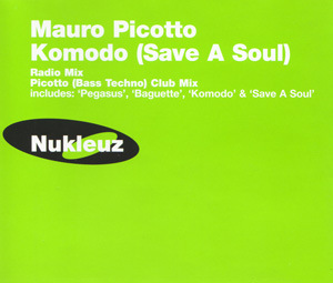 Mauro-Picotto - Komodo