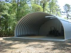 SteelMaster Prefabricated Metal Building