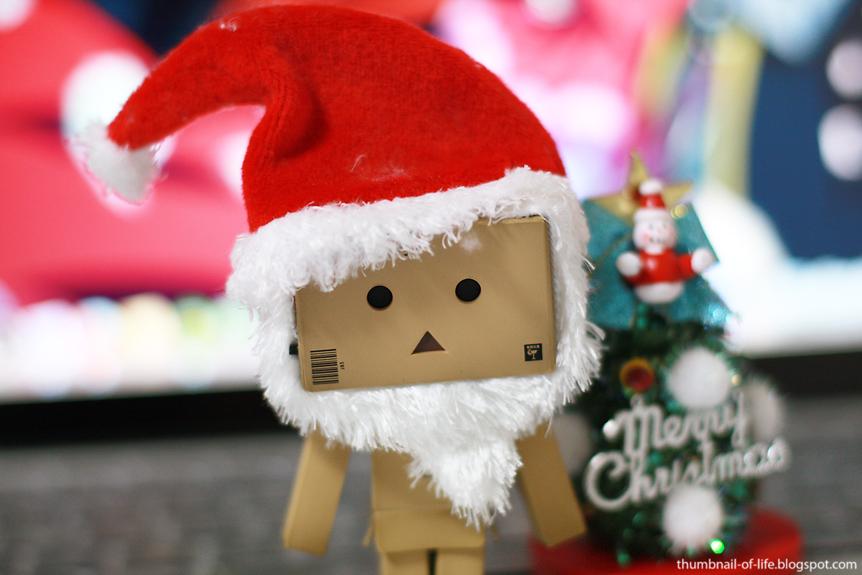 Danbo x Christmas