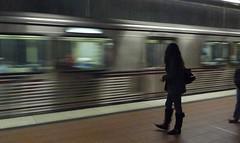 To NoHo (Anika Malone) Tags: train subway losangeles publictransportation metro hollywood transportation