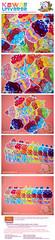 Kawaii Universe - Handmade Cupcake Vinyl Cling Stickers Set (Official Kawaii Universe) Tags: cute art cake fruit illustration cherry dessert fun cupcakes cool rainbow strawberry colorful blackberry spectrum sweet handmade chocolate stickers vinyl papaya plum pop blueberry pineapple kiwi stylish clings bleuhmeuhdesign kawaiiuniverse macadamianutsprinkles