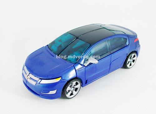 Transformers Jolt RotF Deluxe - modo alterno