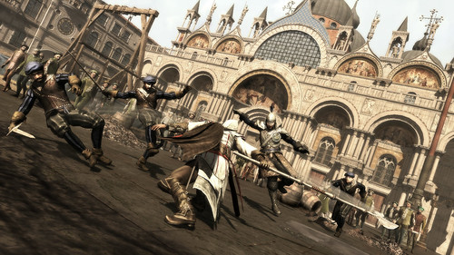 Assassin's Creed 2 Screenshots
