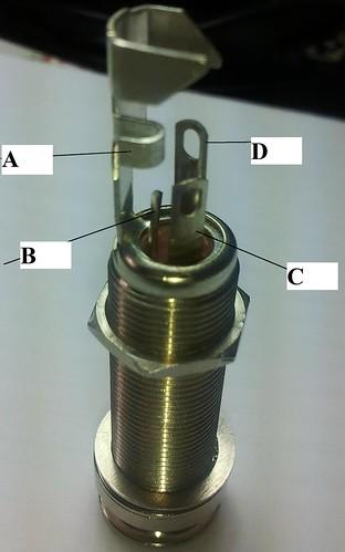 endpin jack wiring wiring diagram verified Les Paul Wiring Diagram Guitar End Pin Wiring Diagram #11