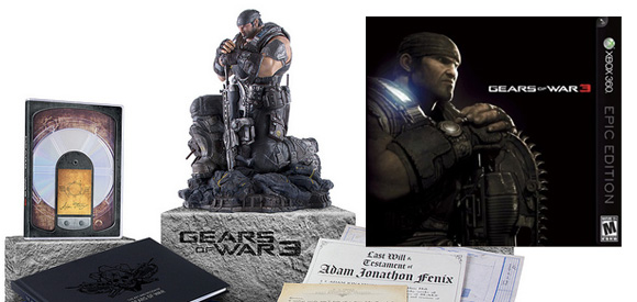 Gears of War 3: Epic Edition