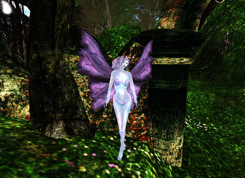 Demonfairy in normal light II