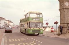 681 (FDL 681V) - Shanklin Esplanade (GreenHoover) Tags: southernvectis iow isleofwight bus shanklin shanklinesplanade bristolvr 681 fdl681v thevillagebuscompany service44 opentopbus opentop