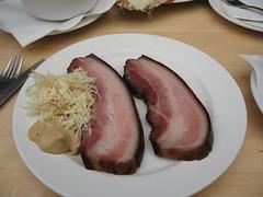 Kaiserfleisch im Laterndlkeller