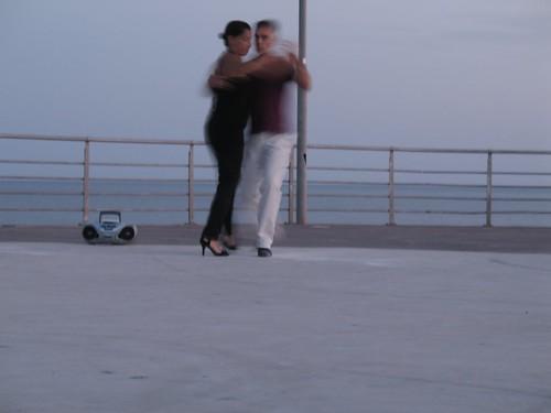 Alghero tango attack