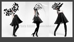 NAHA AvantGarde Collection (BABAK photography) Tags: beauty fashion hair photography babak awards naha garde stylist wwwbabakca photobabak avantgardefashion photographerbabak avantgardehair babakedavant