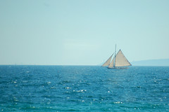 Classic Sailing ship (Parag Sankhe) Tags: classic beach spain sailing ship near mallorca palma plama