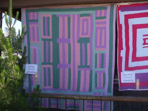 Lucy Mingo's quilt, Gee's Bend - Sisters