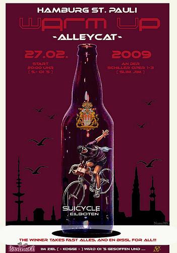 Suicycle Alleycat
