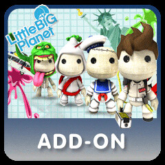 LittleBigPlanet Add-On Ghostbusters Costume Pack