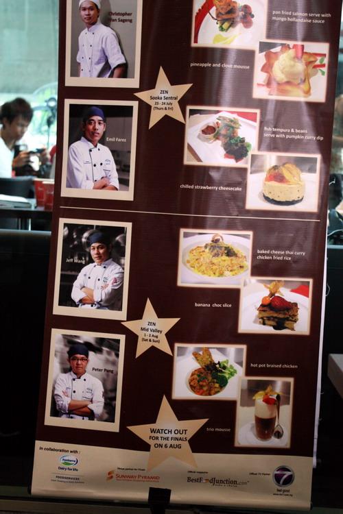 Zen Star Chef 1