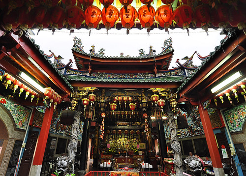 Po Chiak Keng Temple