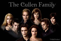 The cullen Family + bella (NikkiNickita) Tags: twilight jasper alice edward bella newmoon carlisle emmett rosalie esme cullen