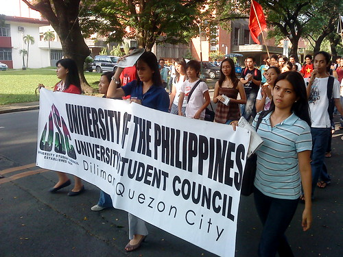 UPD USC Marches
