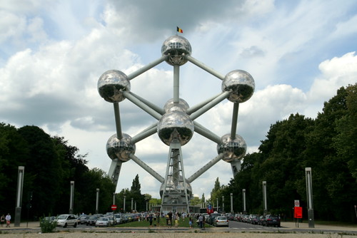 Atomium  by you.
