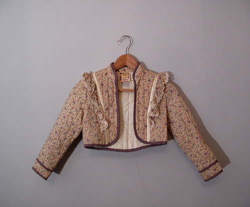 vtg gunne sax mini jacket