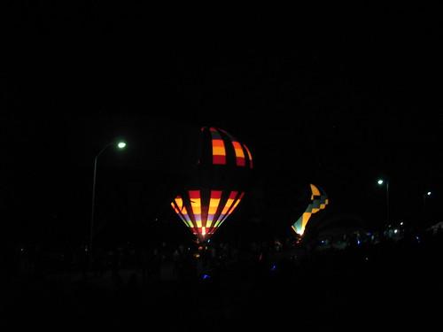 college. community. glow. maysville