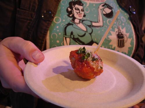Joey & Eddie's meatball