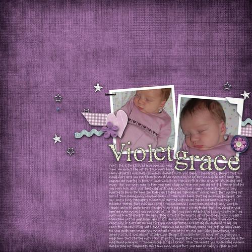 Violet's Name