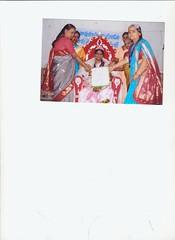 A S BHAVANI;VIDYARATNA-AWARDEE