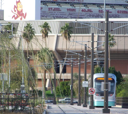 Phoenix Metro Light Rail, Phoenix