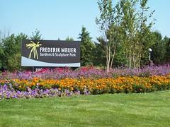 Frederik Meijer Gardens & Sculpture Park #1