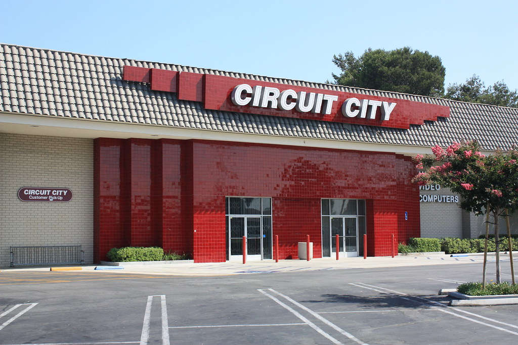 Circuit City Monroe3743 Tags California Orange Store Closed Orangecounty Circuitcity