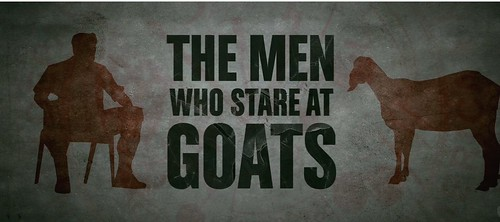 poster The Men Who Stare at Goats