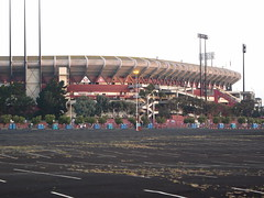 Candlestick Park, SF (Anomalous_A) Tags: morning sports sunrise dawn early football am baseball stadium nfl earlymorning sanfrancisco49ers 49ers beatles bayview giants venue candlestick thebeatles candlestickpark monsterpark candlestickpoint rockhistory fortyniners 3compark professionalsports