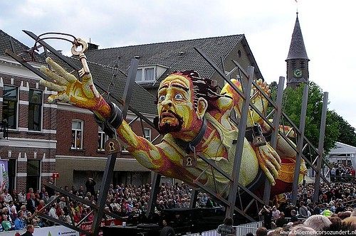 Zundert FLower Parade by you.