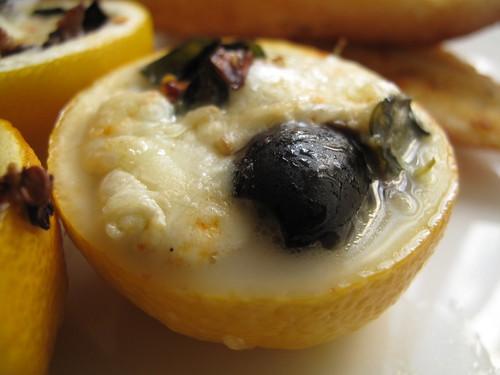 Baked 'Amalfi' Lemons