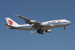 Air China - Boeing 747-400