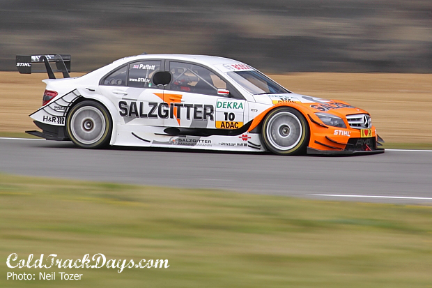 Home Win for Di Resta // DTM Round 7 @ Brands Hatch