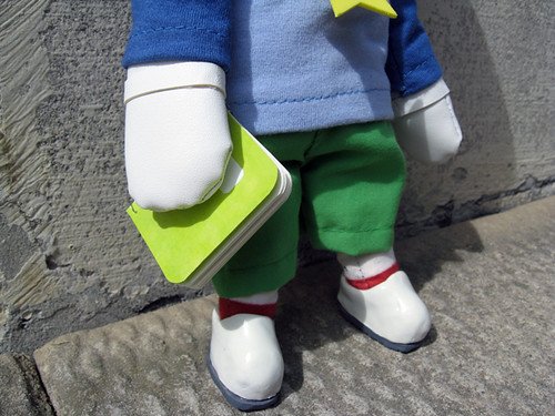 Scribblenauts Plush