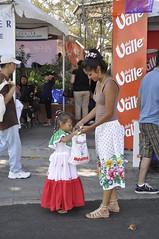 _DSC0109a (1latinheat) Tags: food art mexico losangeles celebration puppets latino latina maracas mexicanhat churro olverastreet mexicanindependenceday fosterfarmchicken hotdogwithbacon